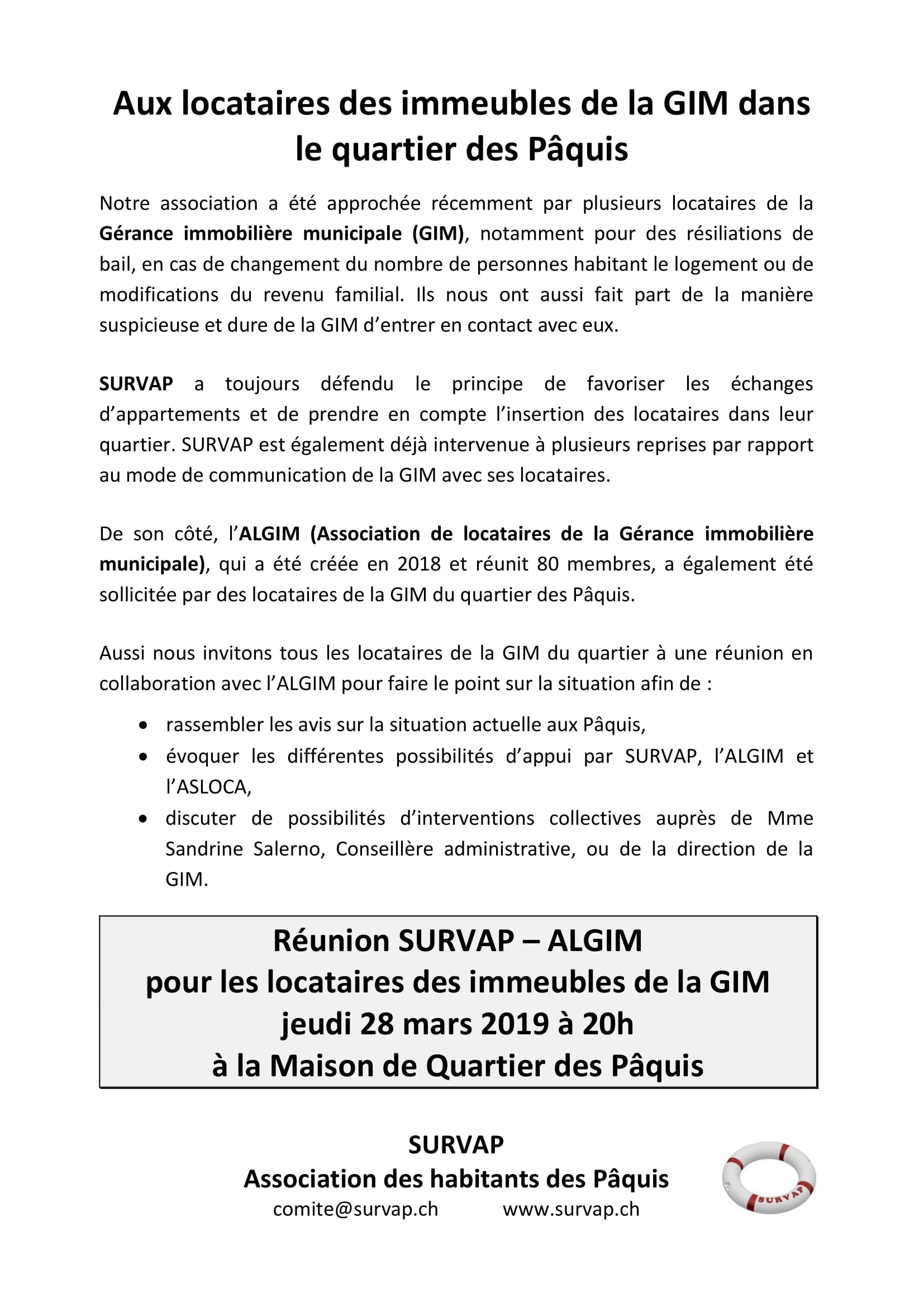 Flyer_SURVAP_ALGIM_28Mars